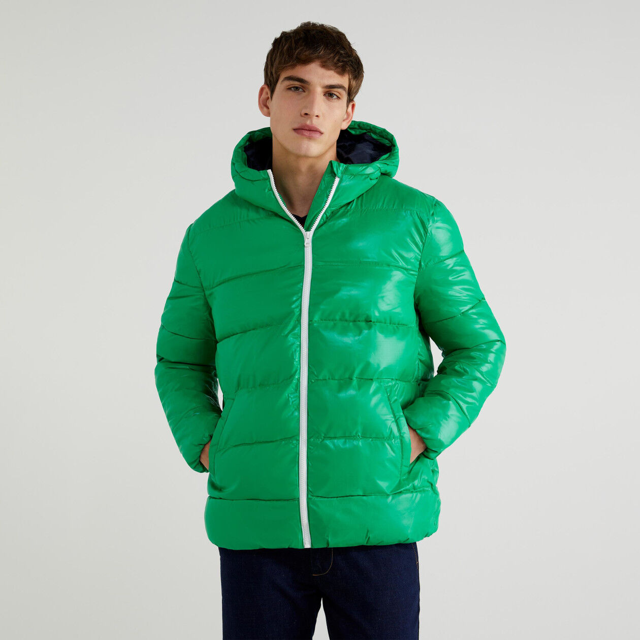 """Eco-Recycle"" padded jacket"