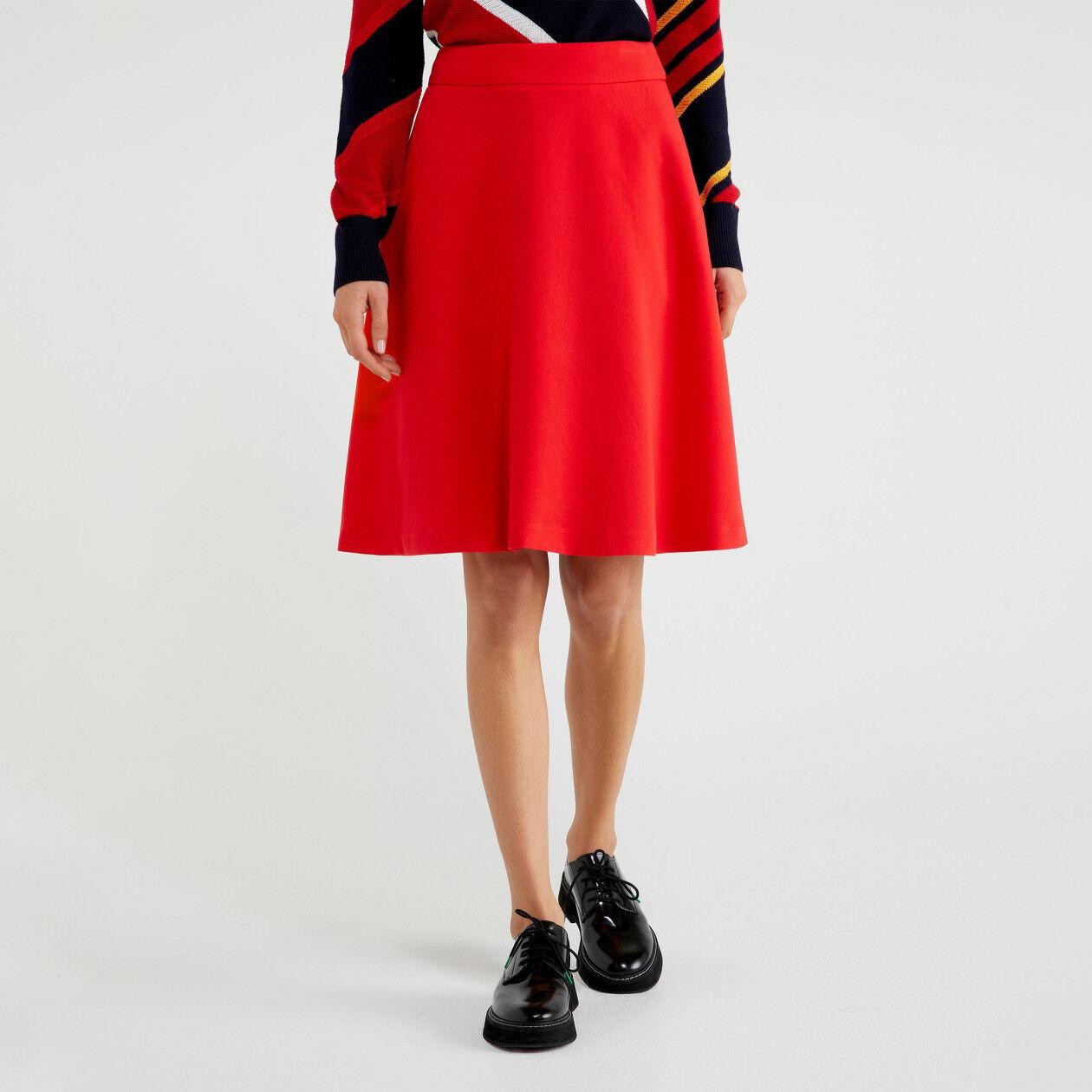 Bell skirt