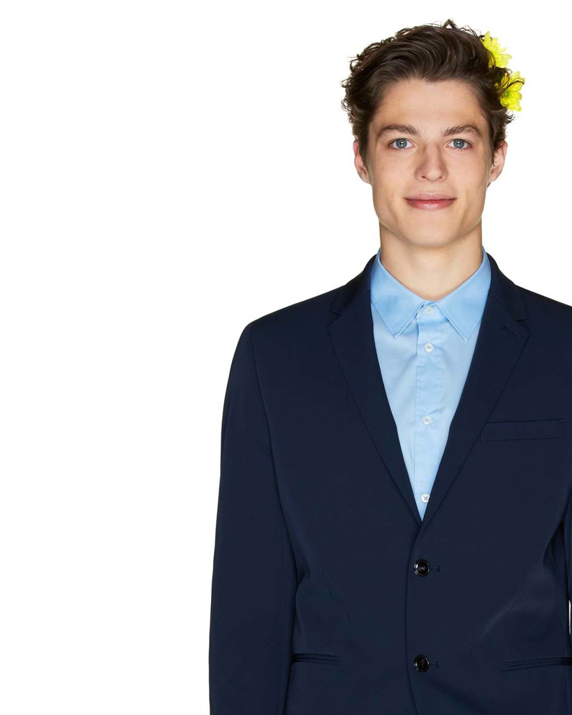 United Colors of Benetton Giacca Uomo Heavy Jacket